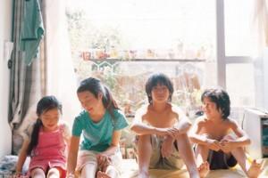 From L-R: Yuki, Kyokyo, Akira, and Shigeru