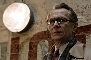 Gary Oldman in his Oscar-nominated performance as George Smiley