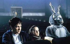 Donnie, Gretchen and the 'Bunny.'