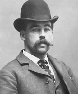 H.H. Holmes the subject of the upcoming Scorsese film.